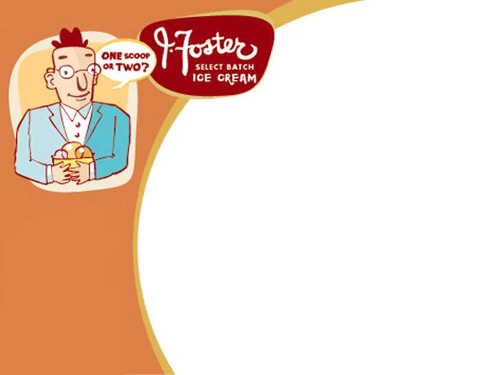 j.foster ice cream home page